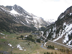 Vistas pirineos